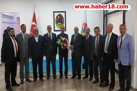 Çankırı Belediye Başkanı İrfan Dinç,  Yeni Bir Profil Ortaya Konu