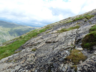 The Great Slab - Bowfell
