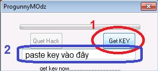 GunnyProModz hack the luc gunny, hack cuong no gunny
