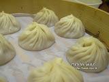 主菜登場!鼎泰豐最有名的小籠包!一籠 10 個。