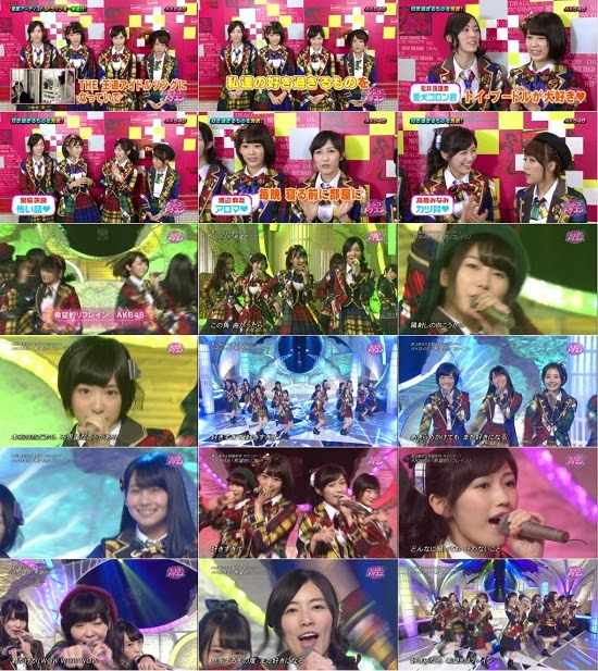 (TV-Music)(1080i) AKB48 part – Music Dragon 141121