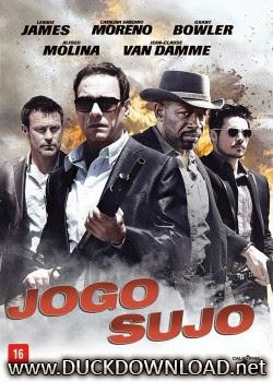 Baixar Filme Jogo Sujo DVDRip Dual Áudio