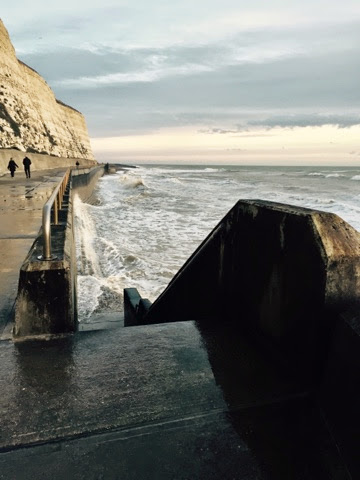 The Undercliff Walk, #BestBitsAboutBrighton