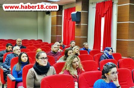 Üniversitede Değişim Programı Bilgilendirme Toplantısı
