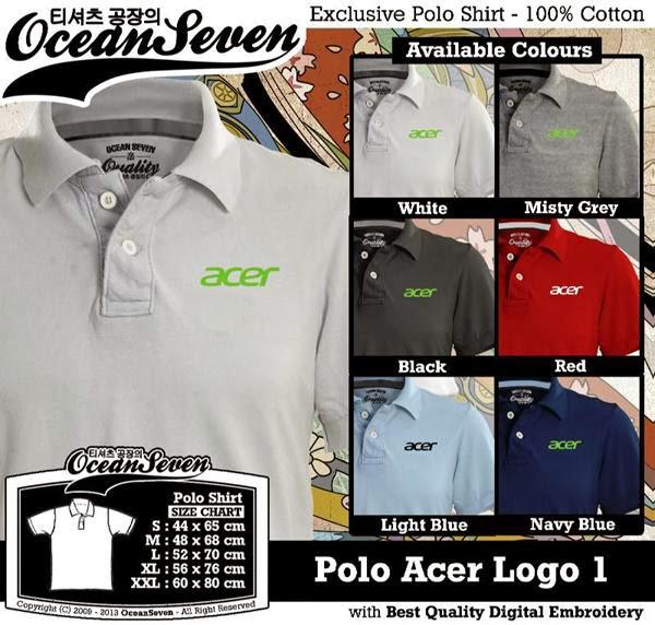 POLO Acer Logo 1 IT & Social Media distro ocean seven