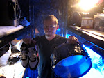 Kevin would like you to know that he officially found his shoes and he IS more of a drum guy
