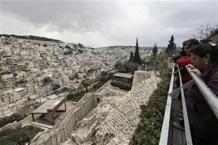 Near East: Israel's plans for West Bank archaeotourism criticized