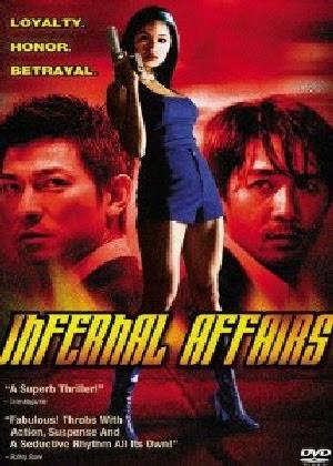Vô Gian Đạo 1 - Infernal Affairs 1
