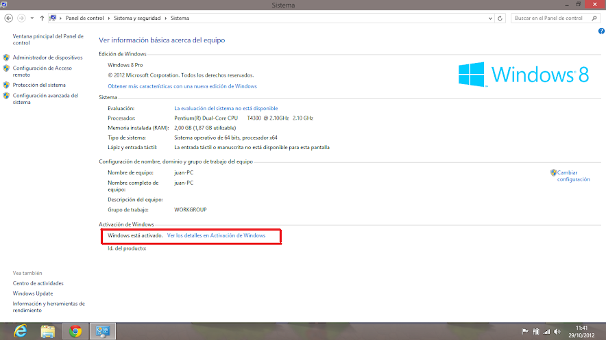 product key for windows 8 build 9200