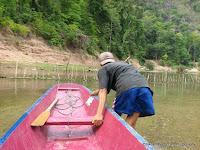Pulling the Canoe