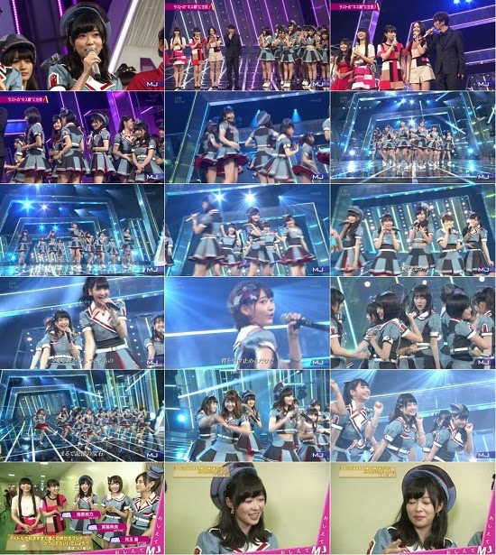 (TV-Music)(1080i) HKT48 – Music Japan 150419