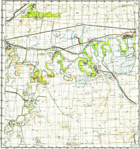 Map 100k--m39-001--(1985)