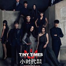 Poster Phim Tiểu Thời Đại 2 - Tiny Times 2