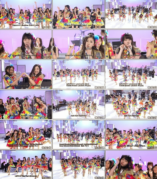 (TV-Music)(1080i) NMB48 Part – CDTV 160806