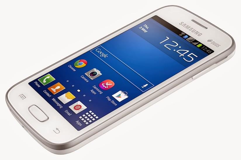 Samsung Galaxy Star Pro S7262 - Spesifikasi Lengkap dan Harga