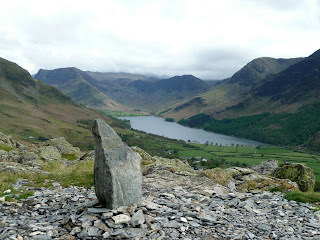 Rannerdale Knotts and Buttermere