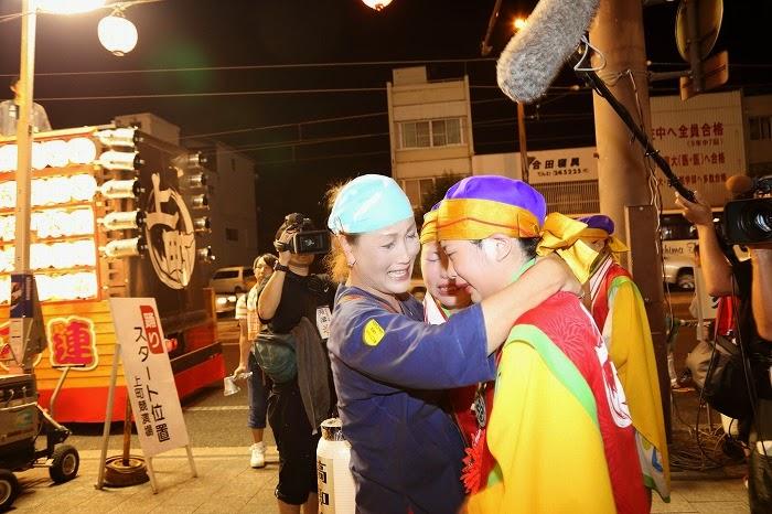 第60回よさこい祭り☆本祭2日目・上町競演場3☆上2目2649