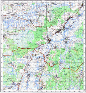 Map 100k--m35-006--(1979)
