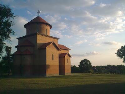 СПЦ храм Ловћенац