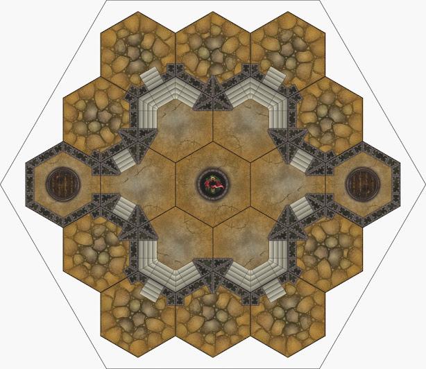Desert Arena Tiles