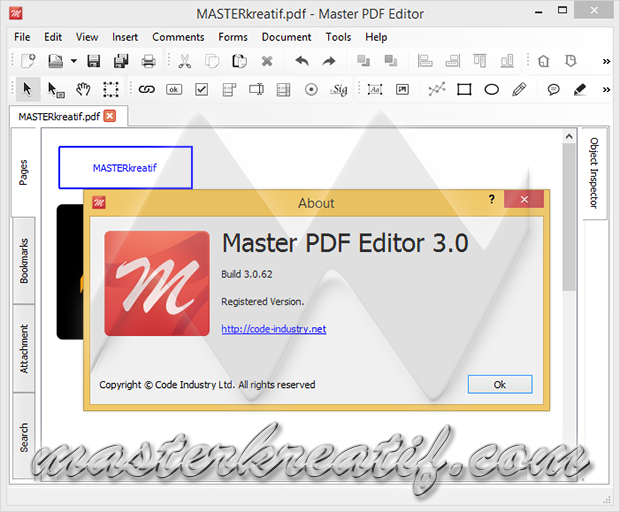 Master PDF Editor 3