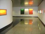 The weird and EMPTY surreal underground passage to Rockefeller Center