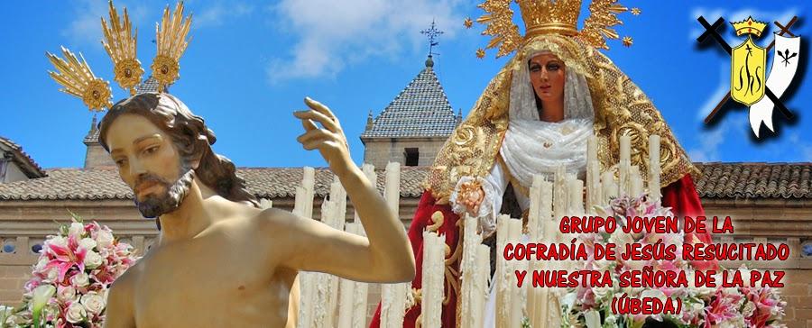 Grupo Joven Cofradia de Jesús Resucitado y Nuestra Señora de la Paz