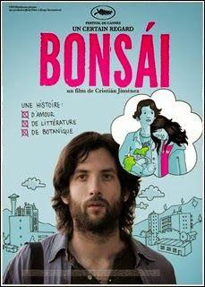 Bonsai – Uma História de Amor, Livros e blá, blá, blá DVDRip AVI + RMVB Dublado