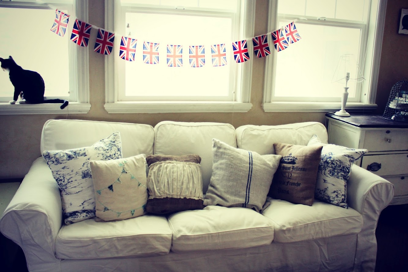 this is the post where I get to show off my union jack fever while at the same time being patriotic