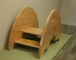LePort Preschool Huntington Beach - Climbing stair for infants at daycare