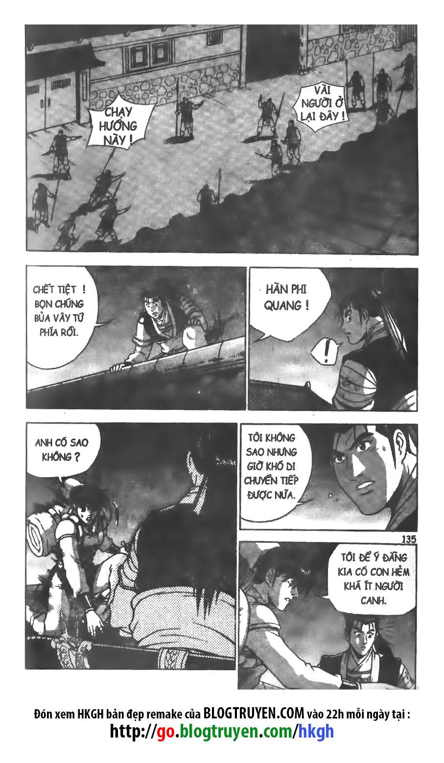 xem truyen moi - Hiệp Khách Giang Hồ Vol34 - Chap 234 - Remake