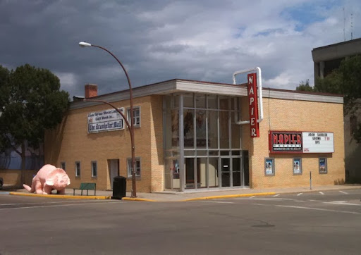 Napier Theatre, 20 3 Ave E, Drumheller, AB T0J 0Y4, Canada, Movie Theater, state Alberta