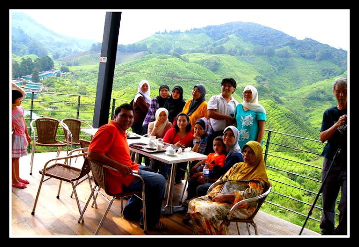Cameron Hinglands, Pahang - 2010