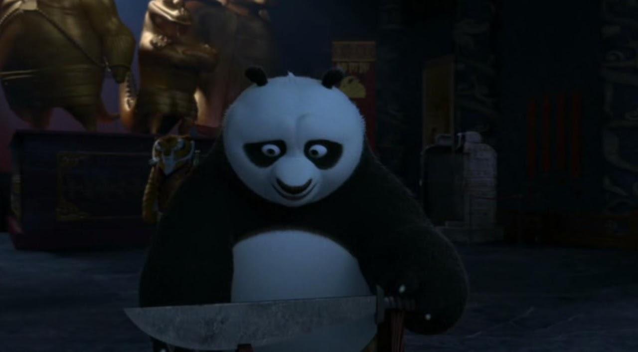 Kung fu panda master ox
