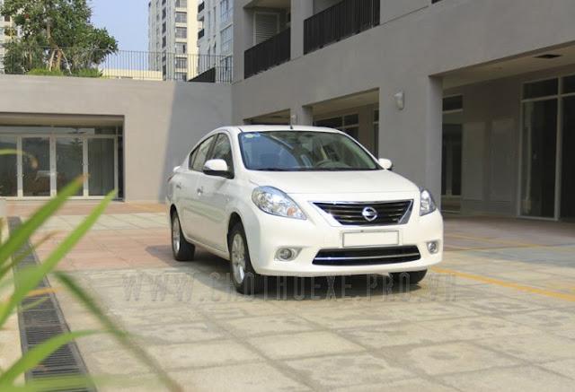 Hot Hot Hot Nissan Sunny XV 4 cho cho thue tai Cau Giay