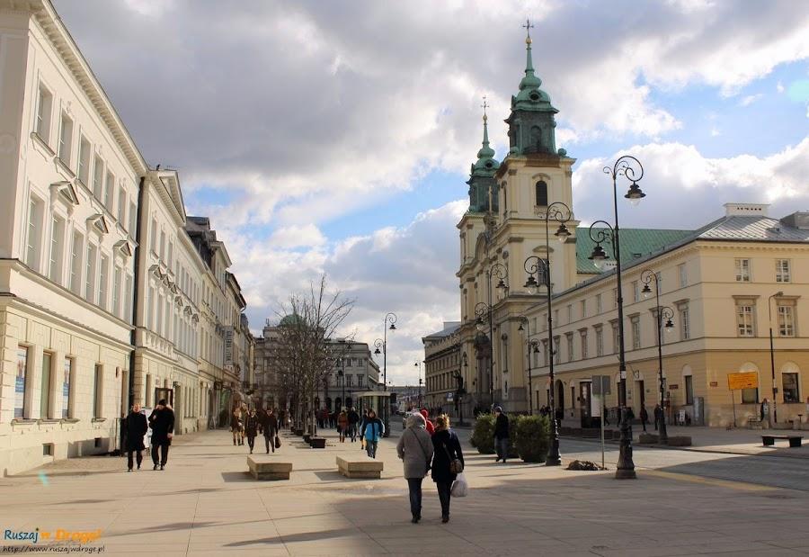 warszawskie krakowskie przedmieście