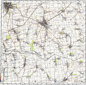 Map 100k--m36-136--(1983)