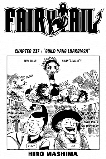 Fairy Tail 237 page 1