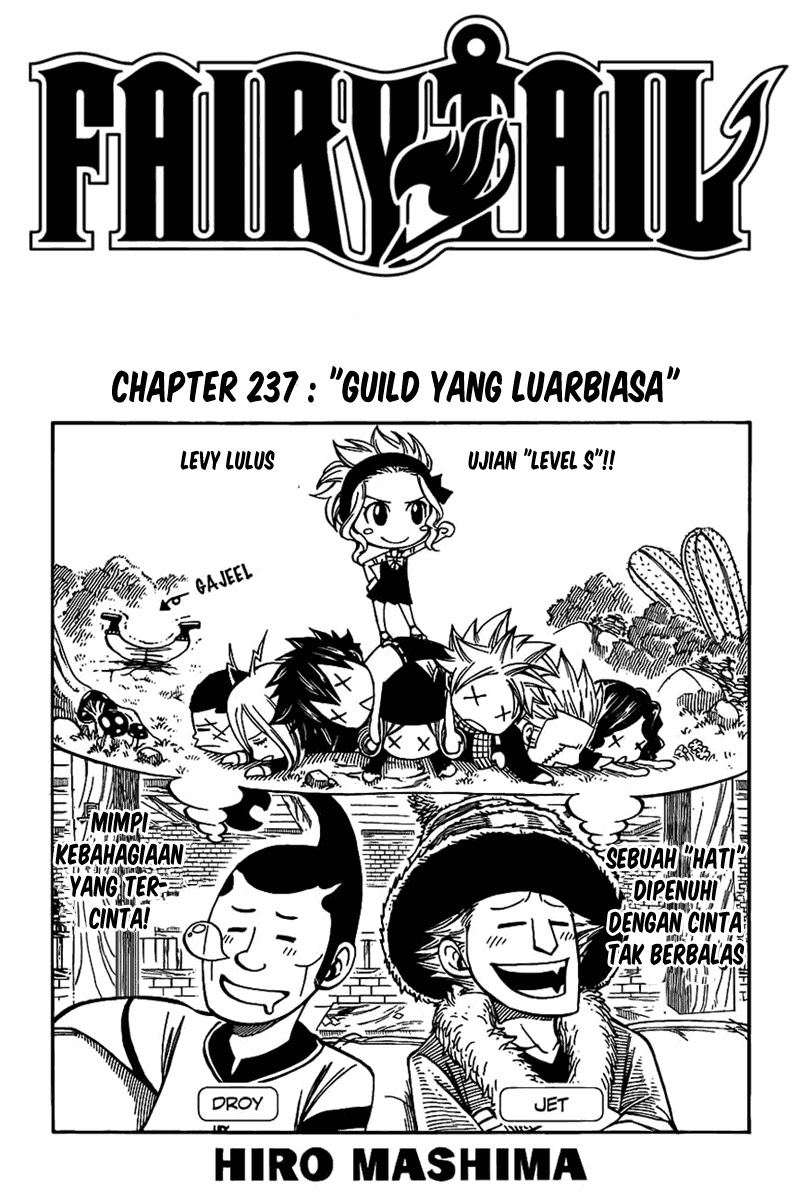 Baca Manga, Baca Komik, Fairy Tail Chapter 237, Fairy Tail 237 Bahasa Indonesia, Fairy Tail 237 Online