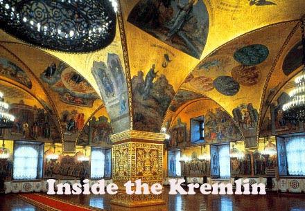Za murami Kremla / Inside the Kremlin (2005) PL.TVRip.x264 / Lektor PL