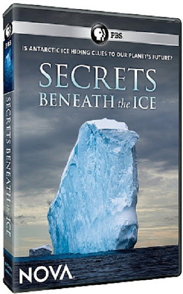 Tajemnice skryte pod lodem / Secrets Beneath the Ice (2010) PL.TVRip.x264 / Lektor PL