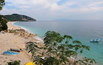 Public beach in Dhermi.