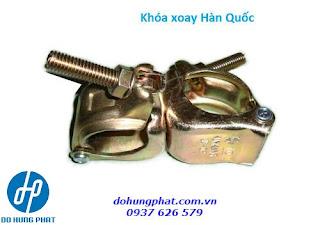 khóa xoay ống giáo