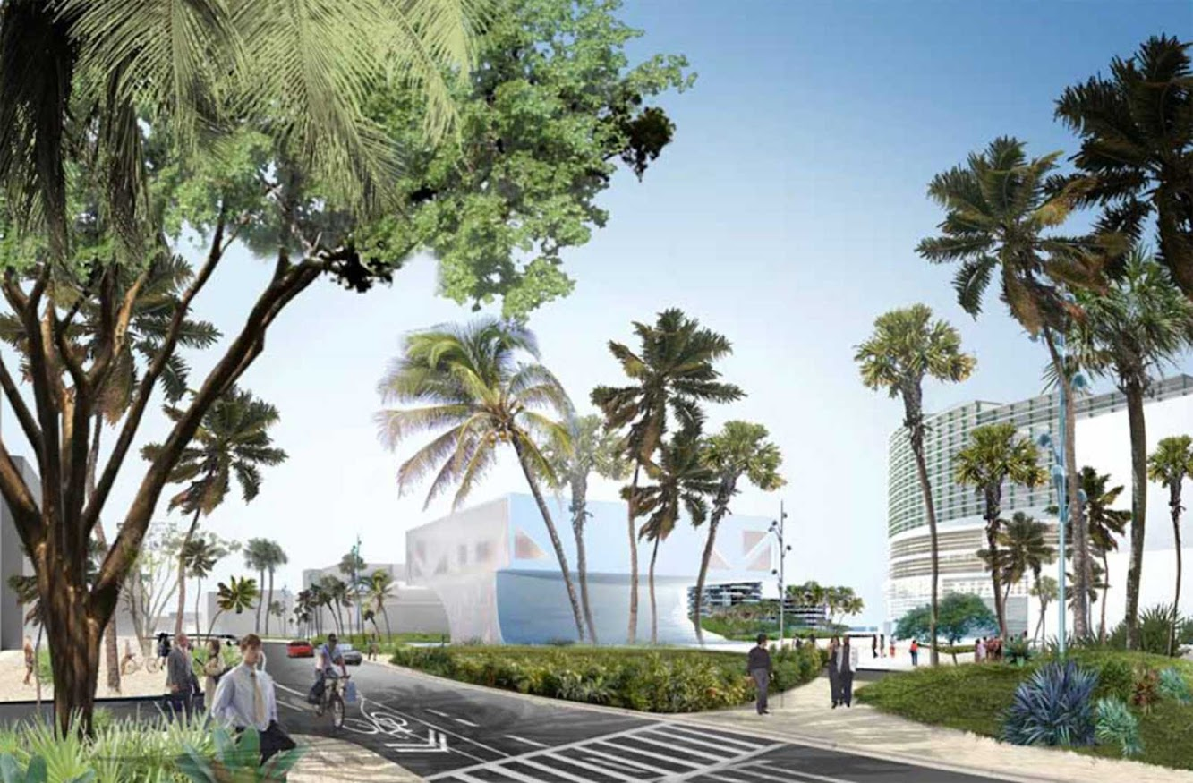 Oma Wins Miami Beach Convention Center Competition