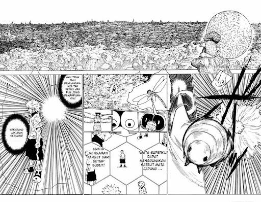 Hunter_x_Hunter 237 Manga Online page 6