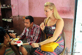 food tourism in India