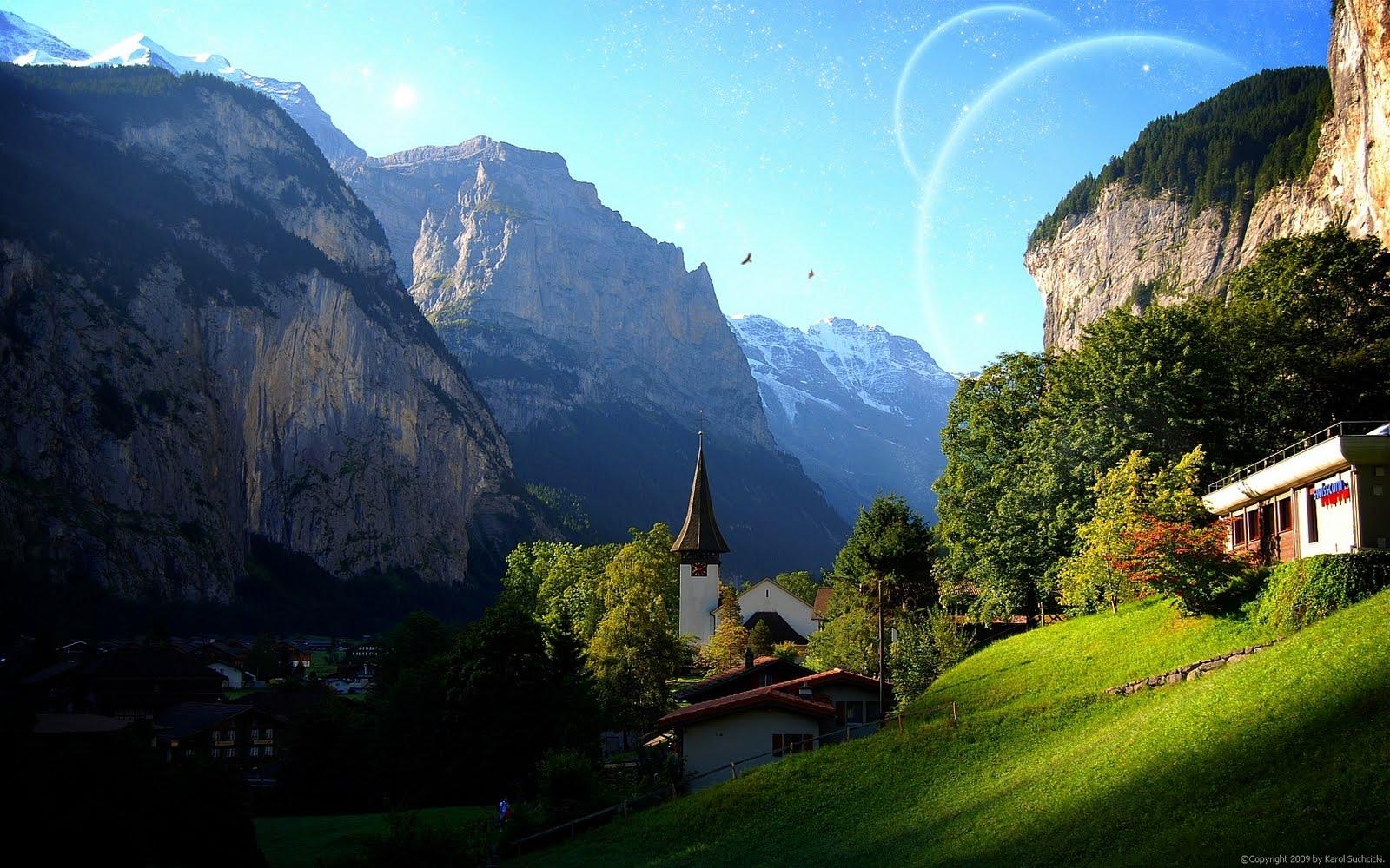 Fotos De Paisajes Lindos - Los lugares más bonitos del mundo: recopilación de Lonely