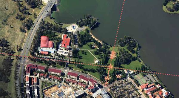 tuggeranong town park