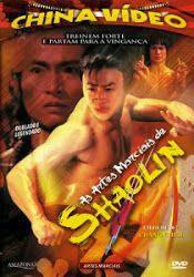 As Artes Marciais de Shaolin – DVDRip Dublado