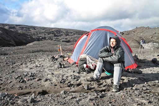 Часть 6 гора поленница и перевал вулканологов